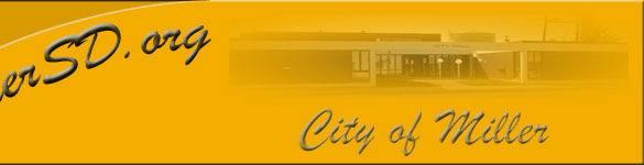 City of Miller image