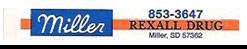 Miller Rexall Drug image